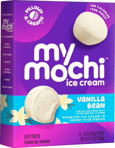 Vanilla Bean - 6-ct box