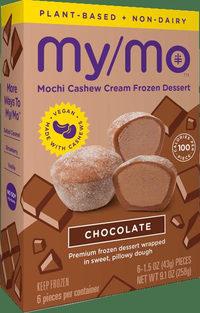 Vegan Chocolate - 6-ct box