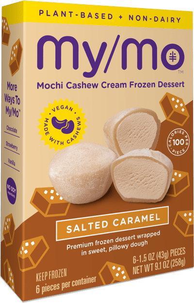 Vegan Salted Caramel - 6-ct box