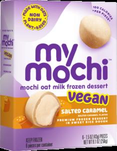 Vegan Salted Caramel - Mochi Oat Milk - 6ct box