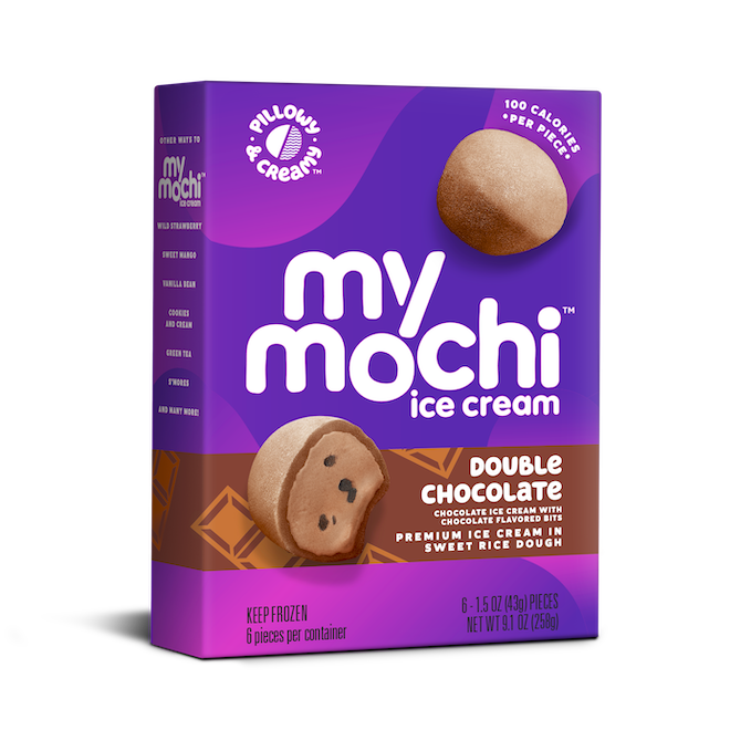 Double Chocolate My/Mochi