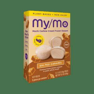 MyMochi Vegan Salted Caramel - 6ct box