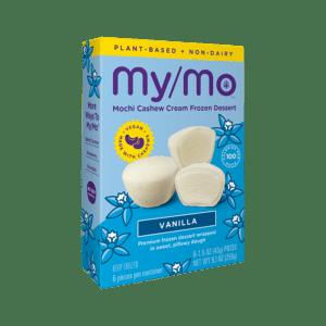 MyMochi Vegan Vanilla - 6ct box