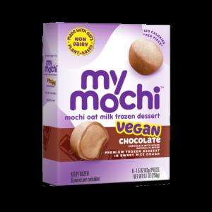 Vegan Chocolate - MyMochi Oat Milk - 6ct box