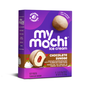 Chocolate Sundae My/Mochi