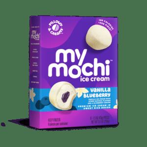 Vanilla Blueberry My/Mochi