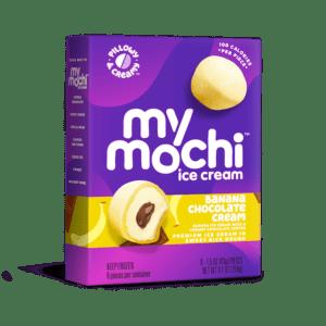 Banana Chocolate Cream My/Mochi