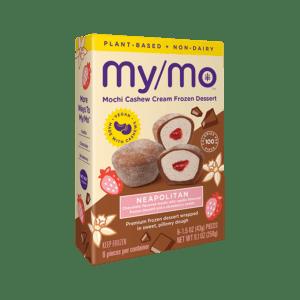 MyMochi Vegan Neapolitan - 6ct box