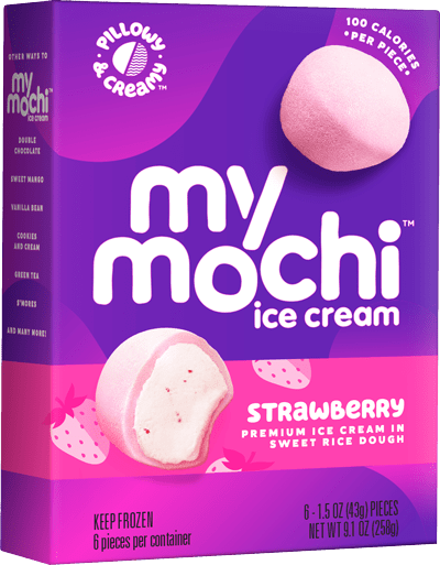 MyMochi Strawberry - 6ct box