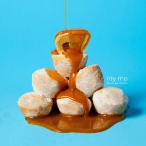 Dulce de Leche My/Mochi caramel pour