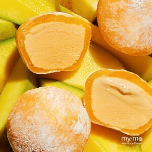 Sweet Mango My/Mochi with mangos