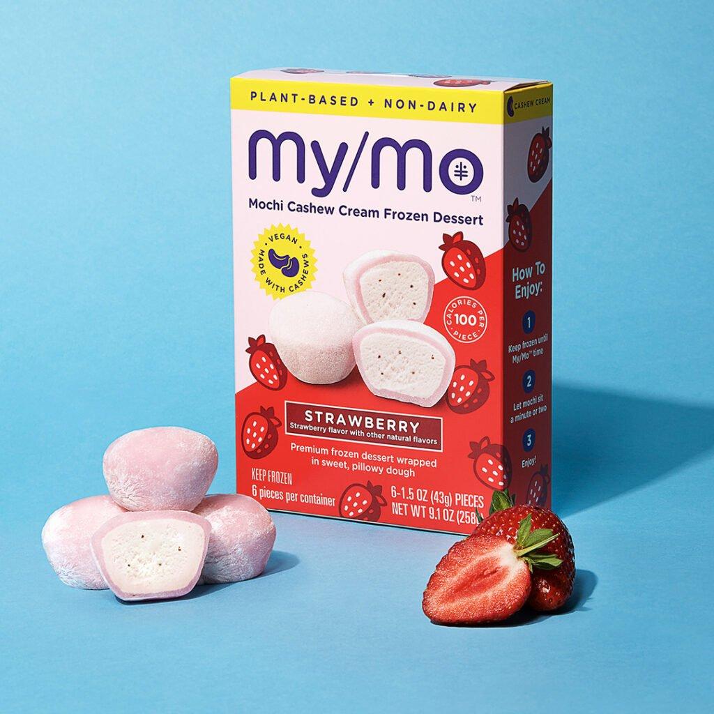 Vegan Strawberry My/Mochi Box