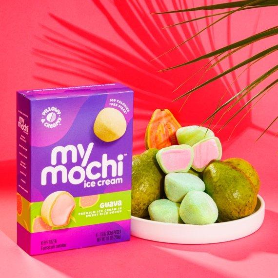 Guava MyMochi - fruity flirty flavor