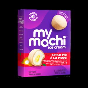 Apple Pie a la Mode - MyMochi - 6ct box
