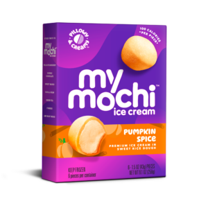 Pumpkin Spice - MyMochi - 6ct box